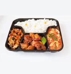 十元标准工作餐